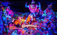 Boogielands: Psychedelic Winter Circus! in Bristol