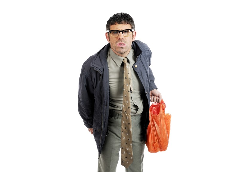 Angelos Epithemiou at The Bristol Improv Theatre