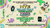 Lakota NYE: Palms Trax | Nightmares On Wax & More in Bristol