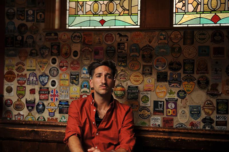 Robi Mitch (full band) + Jamie Cruickshank (solo) at The Louisiana
