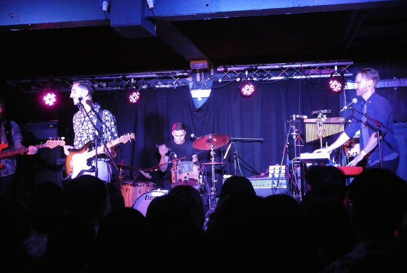 Robi Mitch (full band) + Jamie Cruickshank (solo) in Bristol 2019