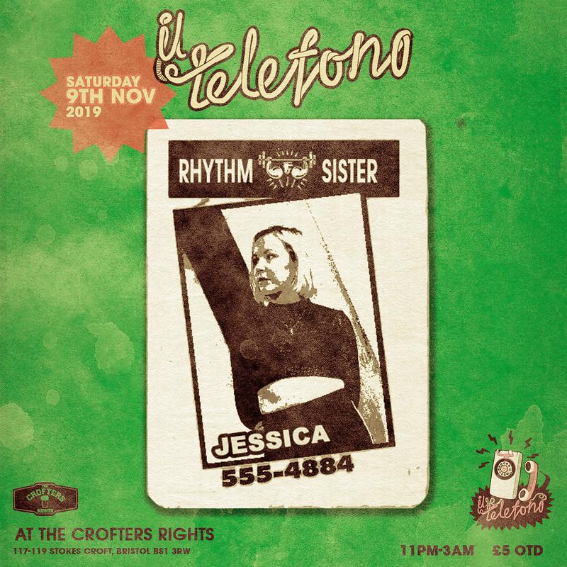 Il Telefono: Bristol Edition at Crofters Rights