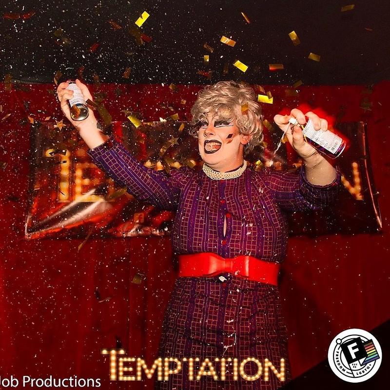 Temptation Seduction - (WAD Fundraiser) in Bristol 2019