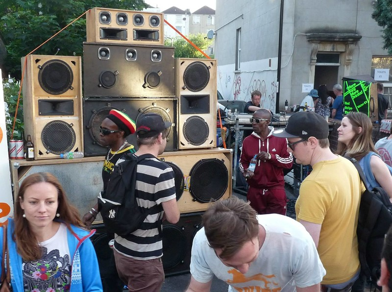 Community Bass - More Fire - Roots Inspiration  at Easton Community Centre,