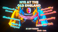NYE at The Old England in Bristol