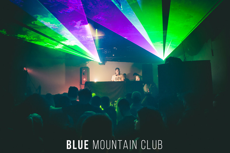 Blue Mountain ∙ Winter Wonder Free Rave! in Bristol 2019