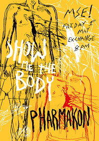 MSE! PHARMAKON + SHOW  ME THE BODY + MORE TBA in Bristol