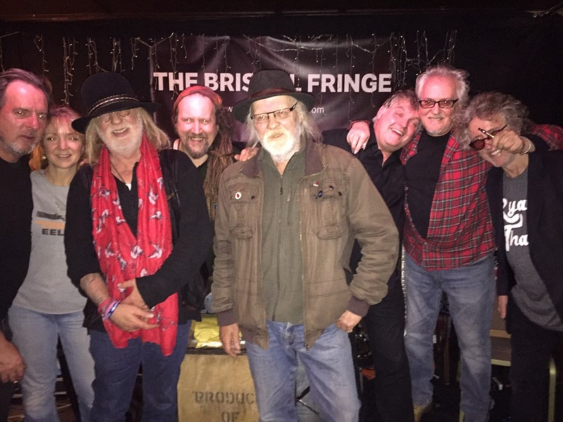Guthrie Kennard and friends  at The Bristol Fringe