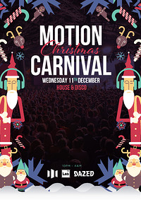 Motion Christmas Carnival in Bristol