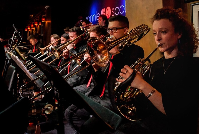 The National Youth Jazz Orchestra at 1532 Performing Arts Centre