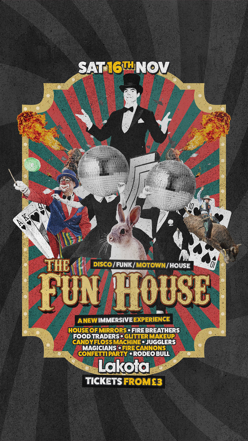 Lakota Presents: The Fun House! at Lakota