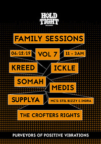 Hold Tight Family Sessions: Vol 7  in Bristol