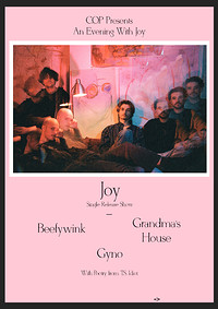 An Evening With Joy - Single Release in Bristol