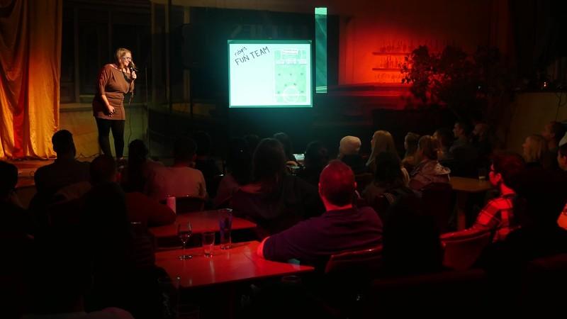 School Night Comedy: Music in Bristol 2020