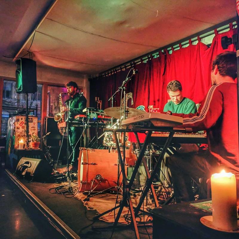 Snazzback Presents: Hippo // EP Launch in Bristol 2019