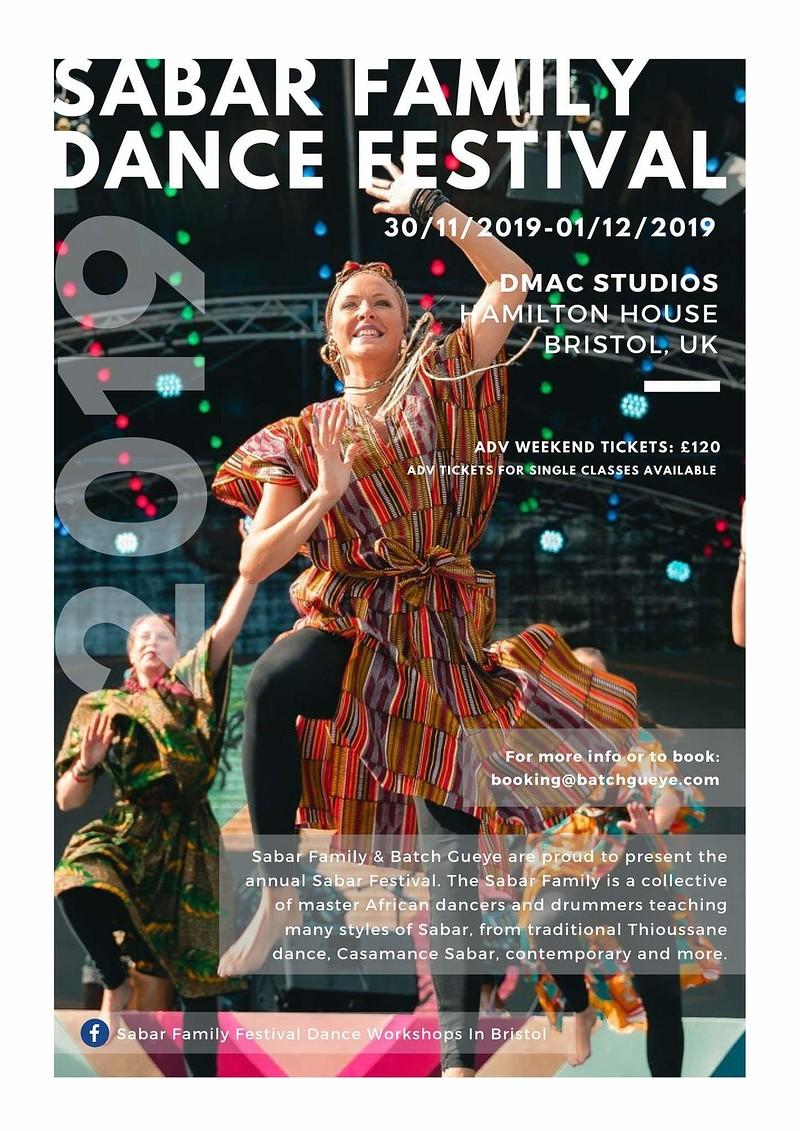 Sabar dance spectacular at Hamilton House
