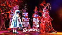 Alice In Wonderland's Magical Circus! • Boogieland in Bristol