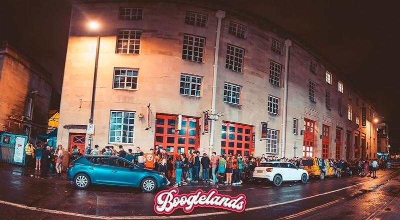 Alice In Wonderland's Magical Circus! • Boogieland in Bristol 2020