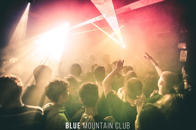 Liquid DNB Free Rave at Blue Mountain