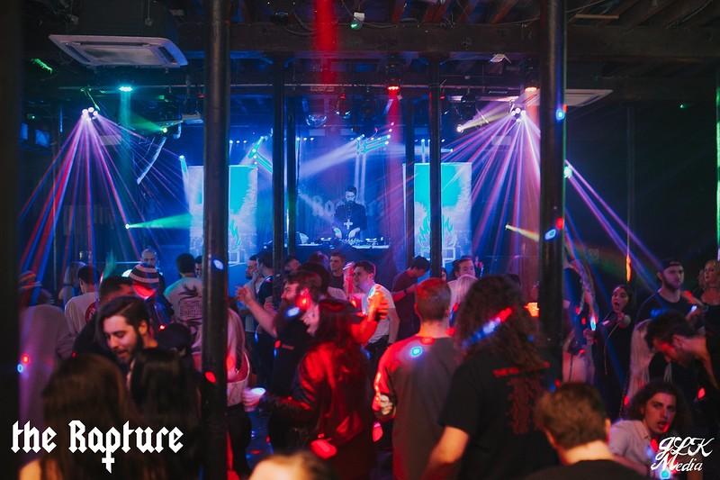 ✞ The Rapture - Christmas Party @Level III ✞ at Level III, Swindon
