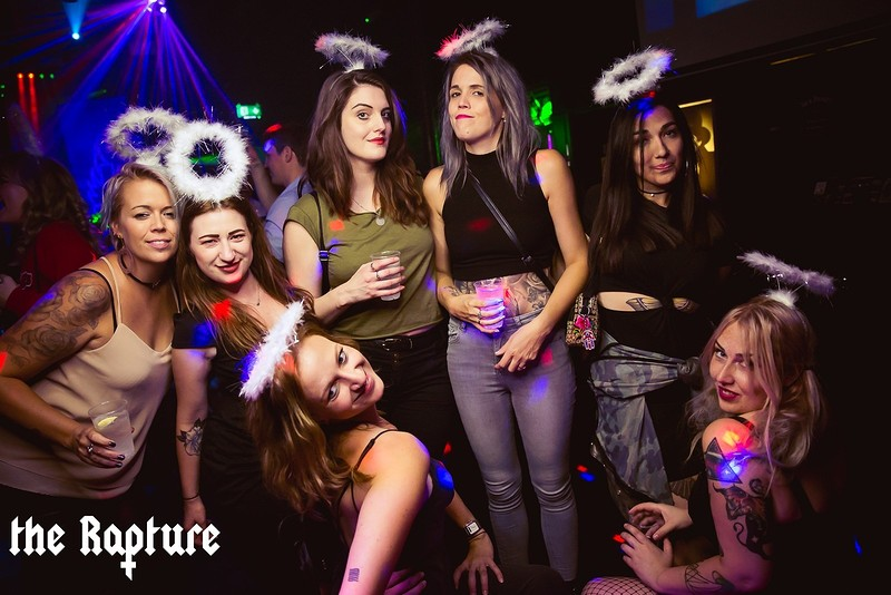 ✞ The Rapture - Christmas Party @Level III ✞ in Bristol 2019