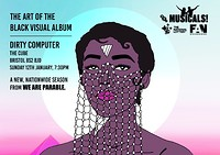 "Janelle Monae's visual album ""Dirty Computer""  in Bristol"