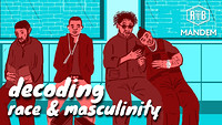 Decoding Race & Masculinity | w/ Lowkey | in Bristol