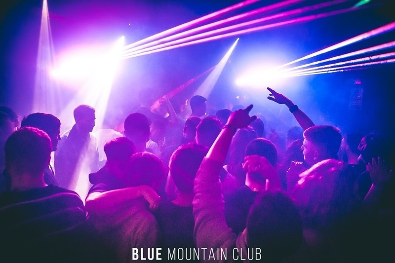 Blue Mountain • Winter Carnival Free Rave at Blue Mountain