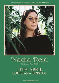 Nadia Reid in Bristol