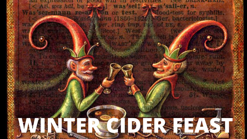 A Winter Cider Feast at Jam Jar