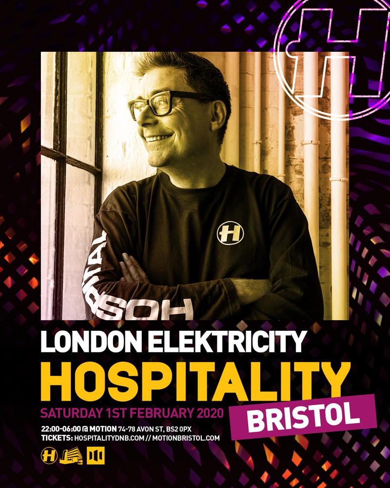 Hospitality Bristol 2020 at Motion