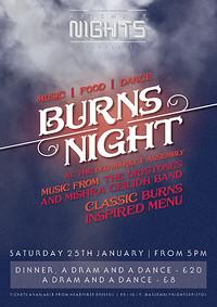Burns Night Ceilidh in Bristol