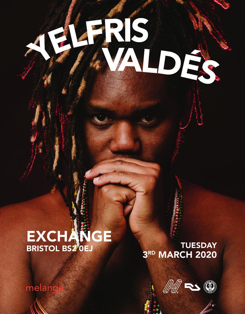 Yelfris Valdés in Bristol 2020