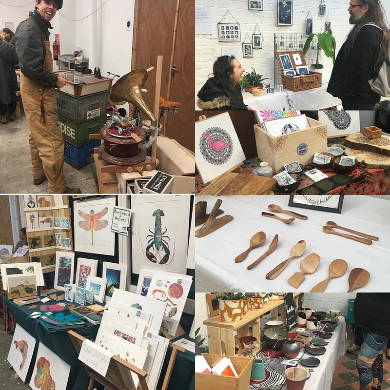 In Bristol Studio Christmas Fair in Bristol 2019
