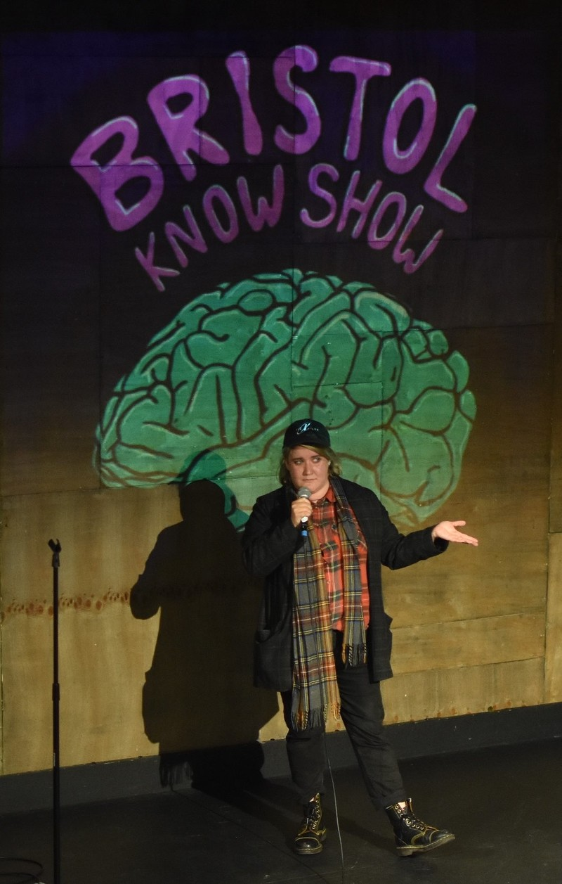 Bristol Know Show - Presented by Sci X South West at The Wardrobe Theatre