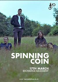 Spinning Coin in Bristol