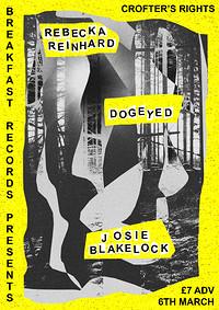 Dogeyed, Rebecka Reinhard & Josie Blakelock in Bristol
