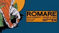 Hidden | Romare in Bristol