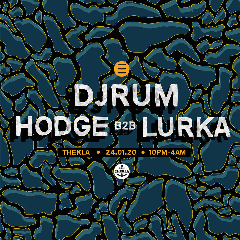 ESO Pres. Djrum, Hodge b2b Lurka at Thekla