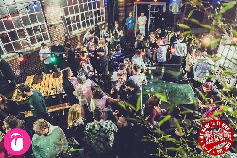 ★ FAT LIP ★ The Annual UV Party! in Bristol 2020