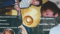 Ravetank//Bruno Chávez//The Byker Grove Fan Club in Bristol