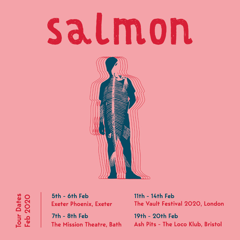 Salmon at The Loco Klub