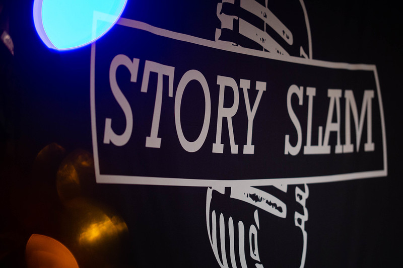 Story Slam: Growing at The Wardrobe Theatre