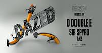 Dazed Presents: D Double E & Sir Spyro in Bristol