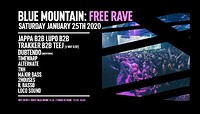 Blue Mountain ∙ 2020 Bristol Free Rave! in Bristol