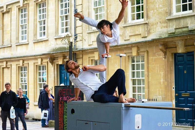 Box by Inverted Theatre in Bristol 2020