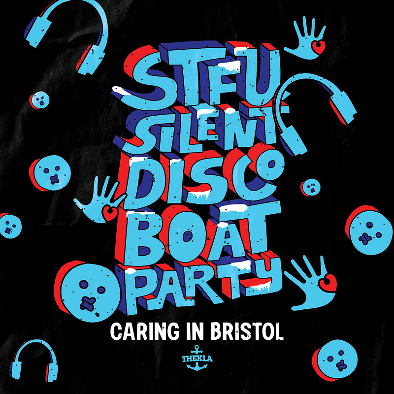 Silent Disco - Caring In Bristol Fundraiser at Thekla