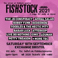 Fishstock 2021 in Bristol