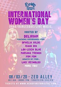Punka presents: International Women's Day Show in Bristol