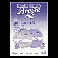 Dad Bod Boogie Presents: The Rightful Residents in Bristol